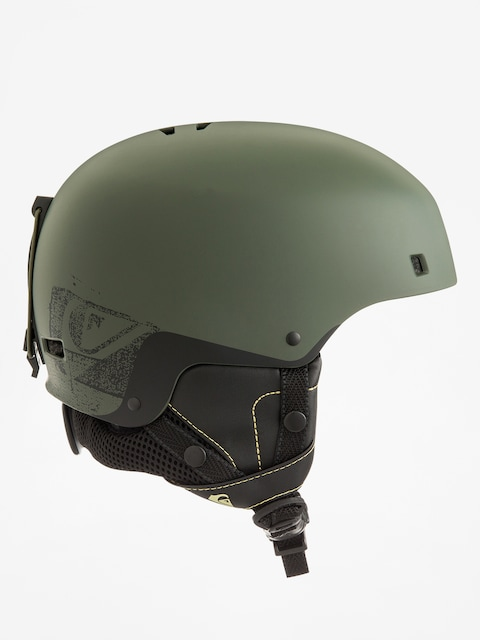 Quiksilver Helm Axis (grape leaf)