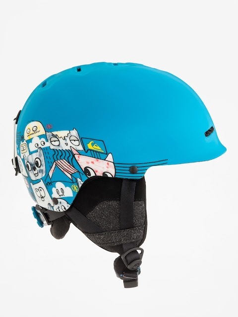 Quiksilver Helm Empire (animal part blue)