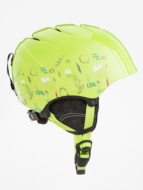 Quiksilver Helm The Game (moam tatt green)