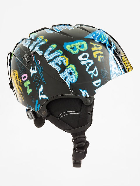 Quiksilver Helmet The Game (a night mtn)