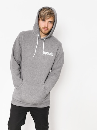 El Polako Hoodie Little Classic HD (dark grey)