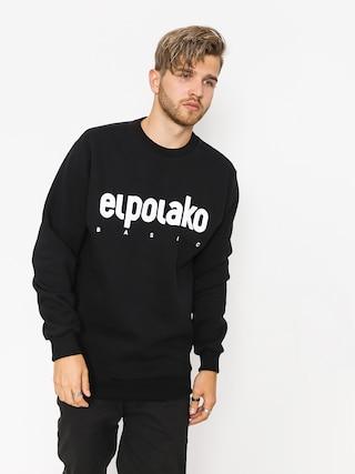 El Polako Sweatshirt Classic (black)