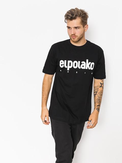 El Polako T-shirt Classic (black)