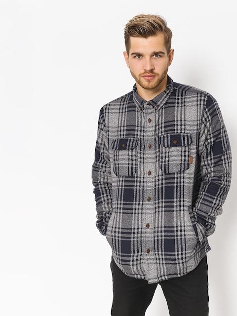 Quiksilver Shirt The Waffle Shirt (medblu)