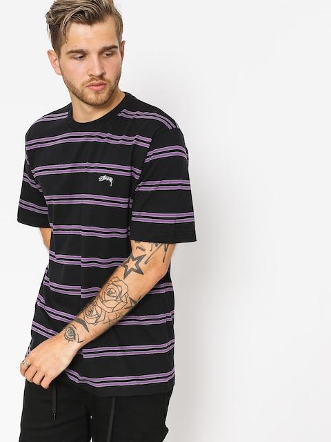Stussy T-shirt Double Stripe