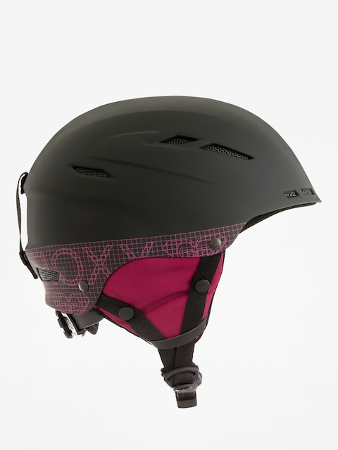 Roxy Helm Alley Oop Wmn (true black)