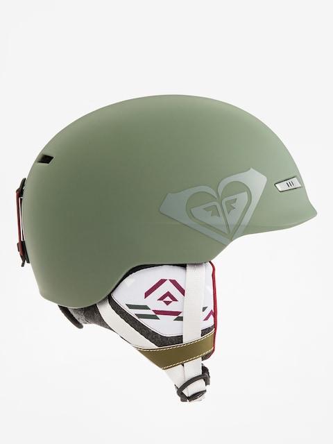 Roxy Helmet Angie Wmn (four leaf clover)