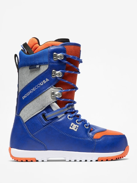 DC Snowboardschuhe Mutiny (surf silver red)