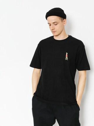 Stussy T-Shirt Raggamon (black)