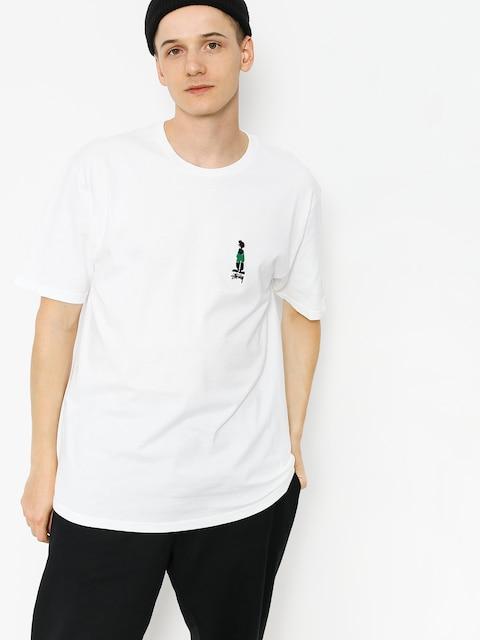 Stussy T-shirt Raggamon (white)