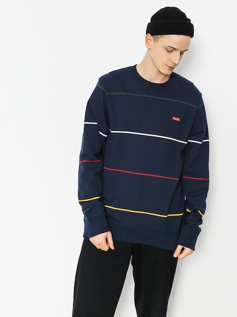 Nike SB Sweatshirt Sb Everett (obsidian/red crush)