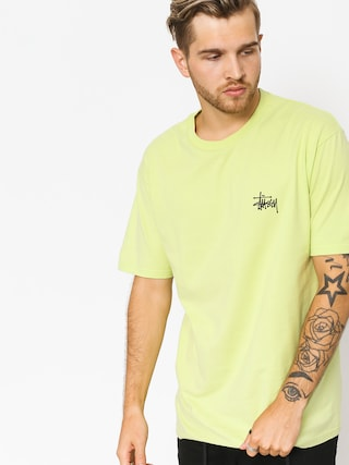 Stussy T-shirt Basic (pale green)