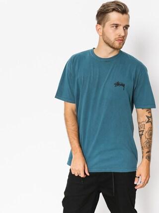 Stussy T-shirt 8 Ball Pig Dyed (slate)