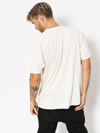 Stussy T-shirt Red Eyes Pig Dyed Pkt (natural)