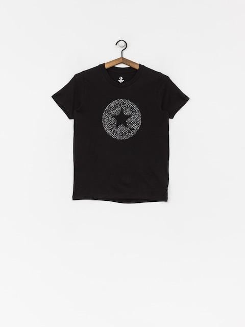 Converse T-shirt Reptile Chuck Patch Wmn
