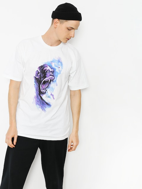 Zero T-shirt Let It Bleed (white)