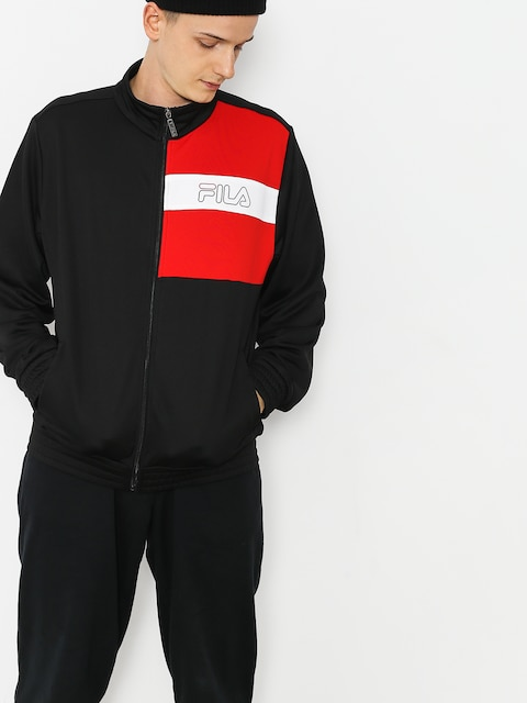 Fila Sweatshirt Enhance Track (black)