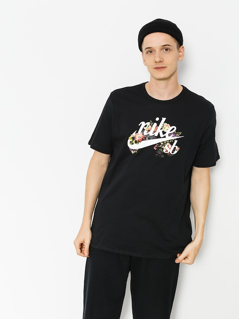 Nike SB T-shirt Sb Dry (black/white)