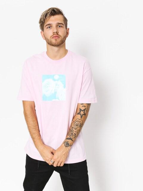 Primitive T-shirt Blue Rose (pink)