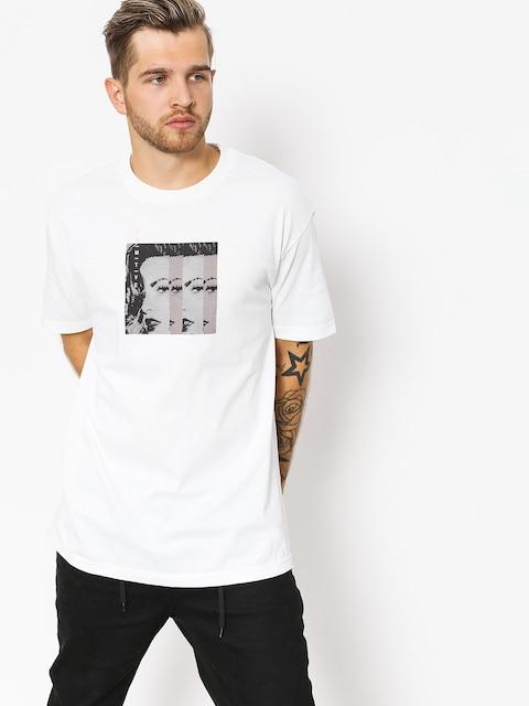 Primitive T-shirt Shutter (white)