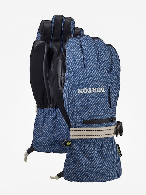 Burton Gloves Baker 2 In 1 Glv (mood indigo twill)