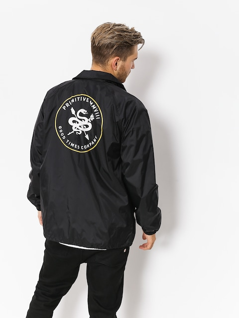 Primitive Jacket Honor Coach (black)