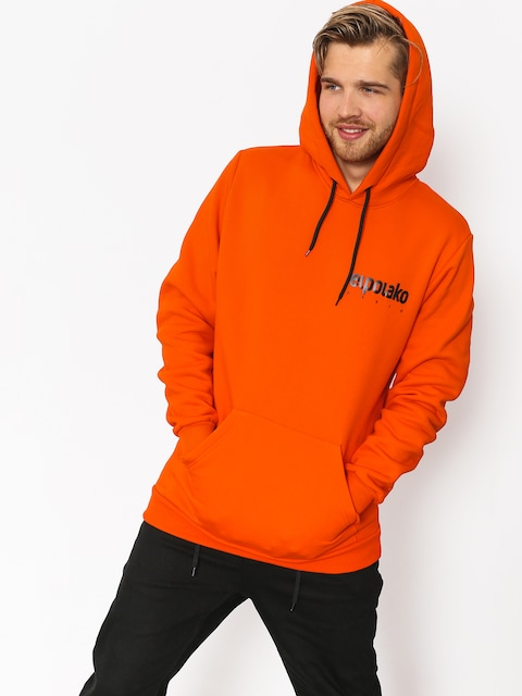 El Polako Hoodie Little Classic HD (orange)