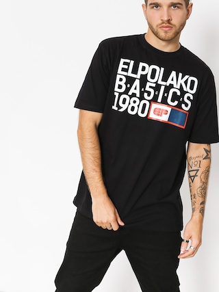 El Polako T-Shirt Ep Basic (black)