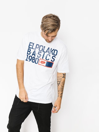 El Polako T-Shirt Ep Basic (white)