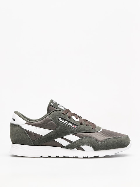 Reebok Shoes Cl Nylon M (sf dark cypress/white)