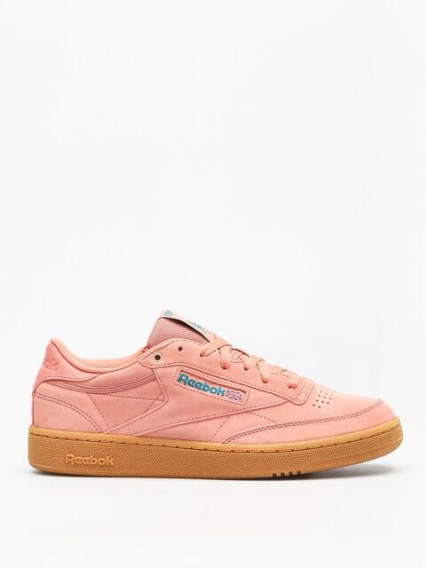 Reebok Schuhe Club C 85 Mu (mc dirty apricot/teal/gum)