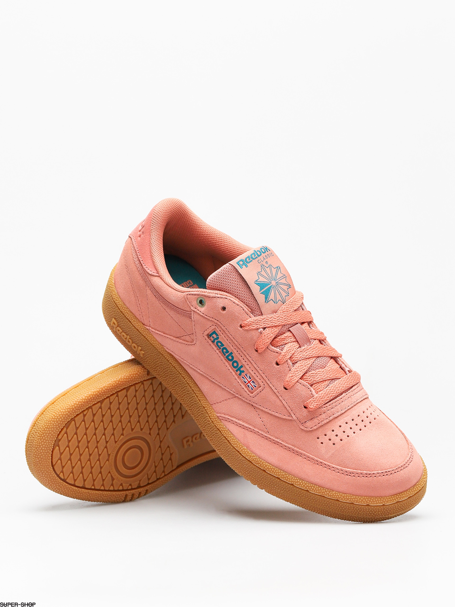 Reebok Shoes Club C 85 Mu (mc dirty