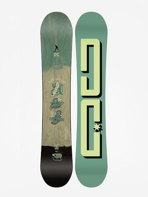 DC Snowboard Pbj (green/lime)