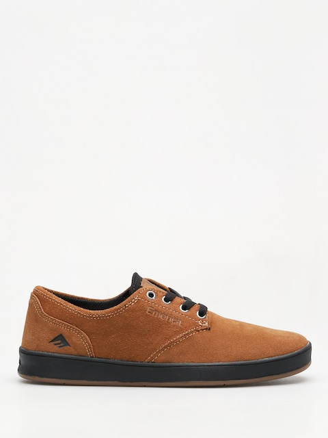 Emerica Shoes The Romero Laced (tan/black)