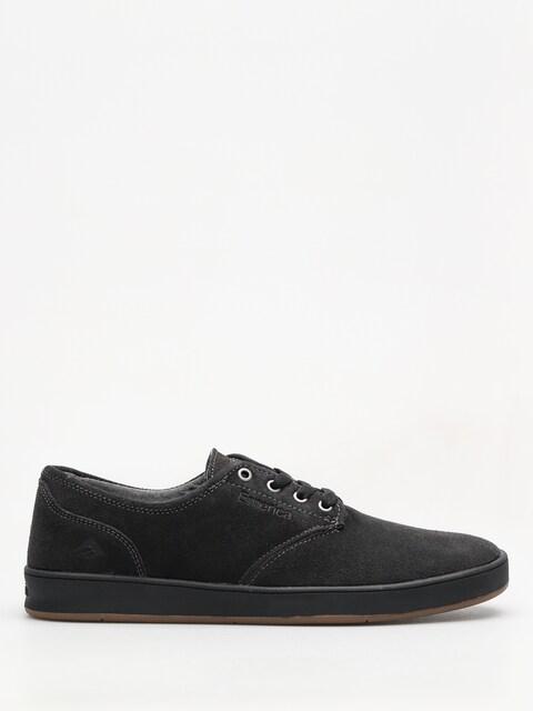 Emerica Schuhe The Romero Laced (dark grey/black/gum)