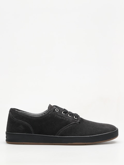 Emerica Shoes The Romero Laced (dark grey/black/gum)