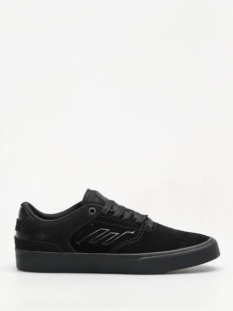 Emerica Schuhe The Reynolds Low Vulc (black raw)