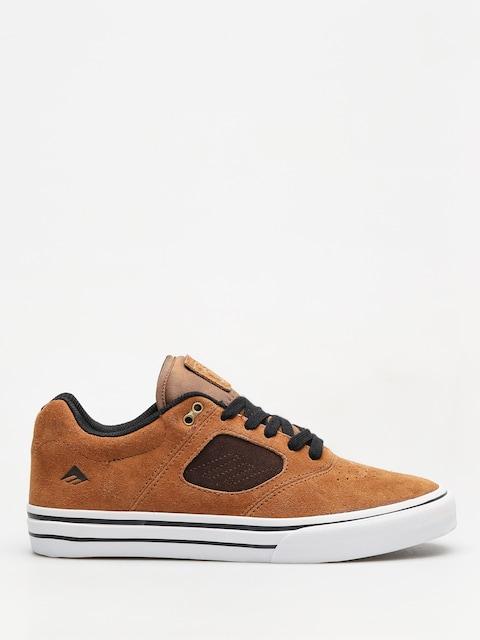 Emerica Schuhe Reynolds 3 G6 Vulc (tan/brown)