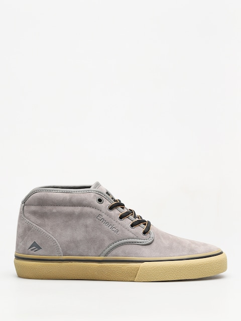 Emerica Shoes Wino G6 Mid X Pendleton (grey/gum)