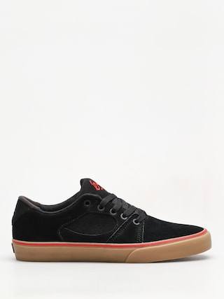 Es Shoes Square Three (black/gum)
