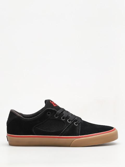 Es Schuhe Square Three (black/gum)