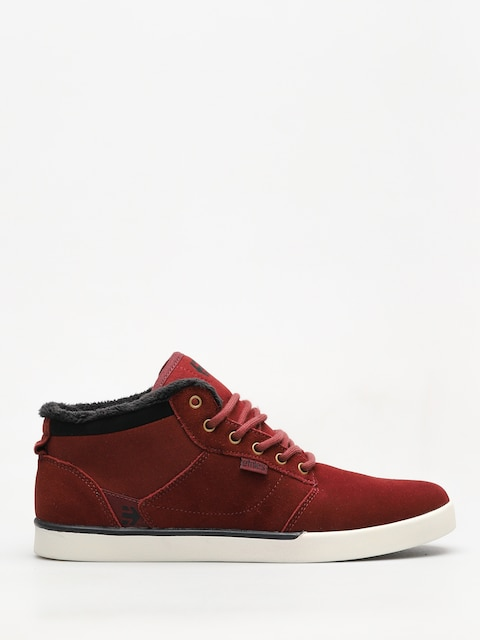 Etnies Winterschuhe Jefferson Mid (burgundy/gold)