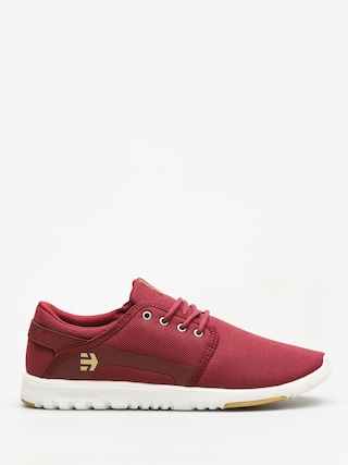 Etnies Shoes Scout (eggplant)