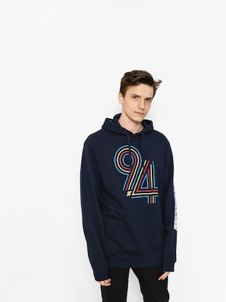 DC Hoody Cycles Lines HD (dark indigo)