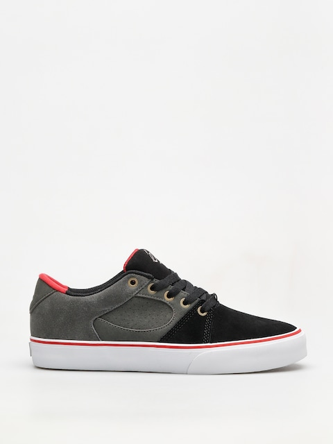 Es Shoes Square Three (black/charcoal)