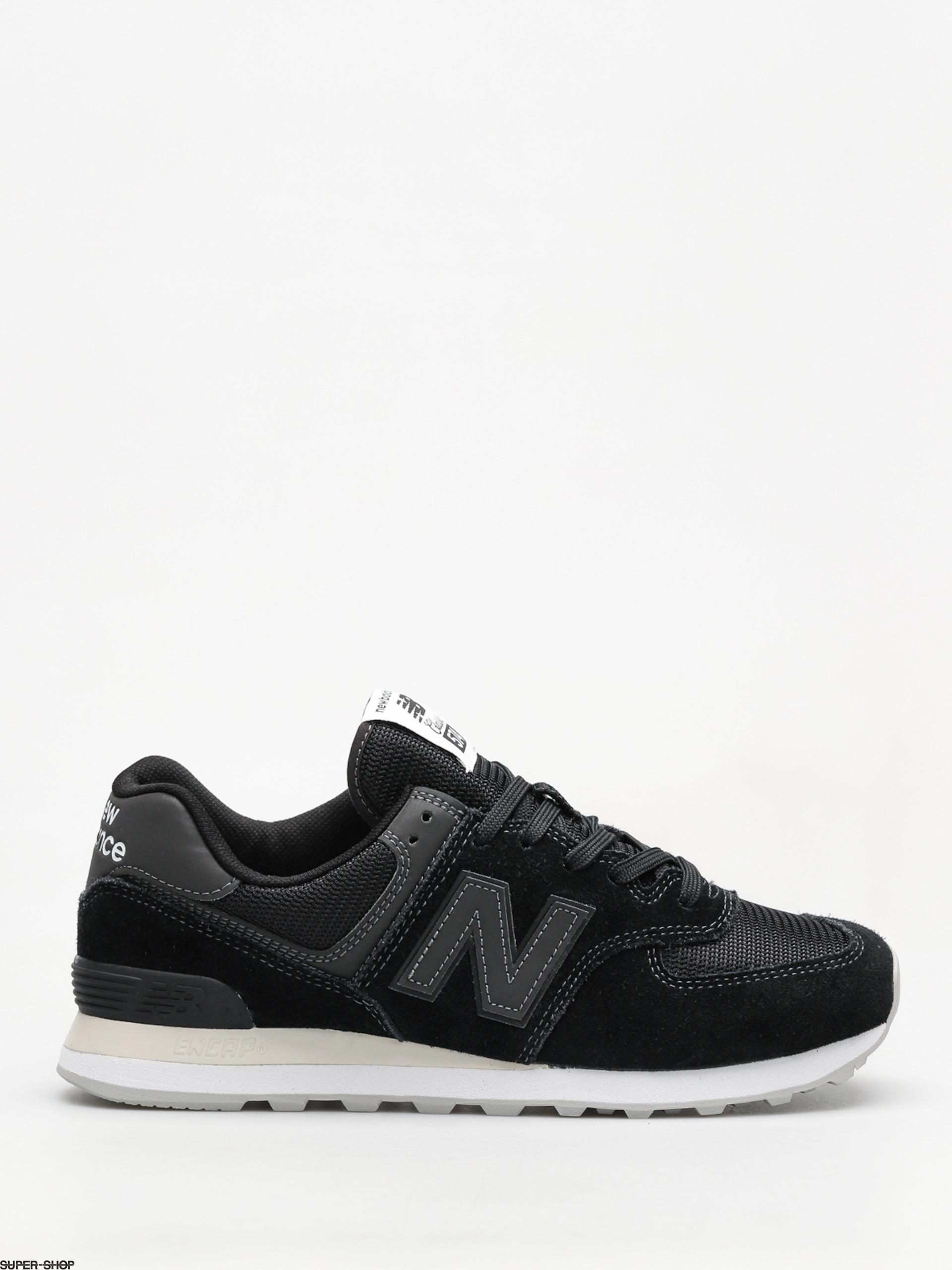 save off 92c38 b88c9 New Balance Schuhe 574 (black)
