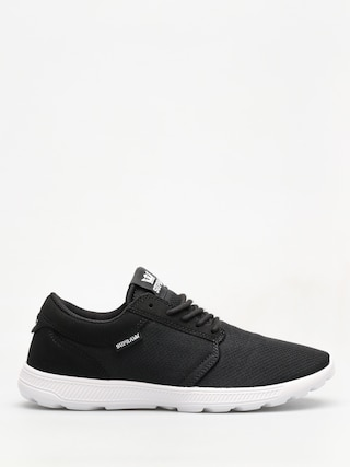 Supra Shoes Hammer Run (black/white white)
