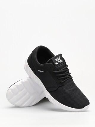 Supra Shoes Hammer Run (black/white white)
