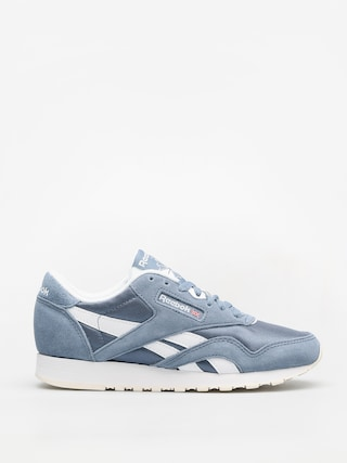Reebok Shoes Cl Nylon Wmn (mutedberries blue slate/white/chalk)