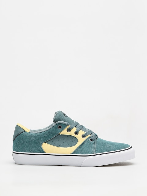 Es Schuhe Square Three (green/gold)